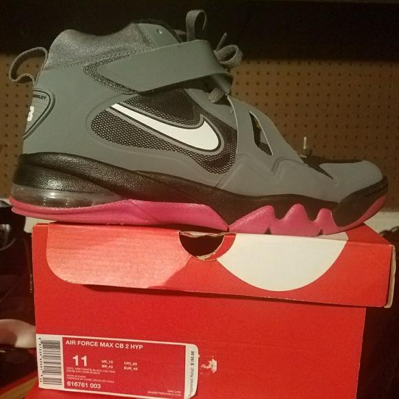 0e98477c27 Nike Shoes | Charles Barkley Air Max | Poshmark